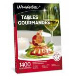 wonderbox  Wonderbox Coffret cadeau Tables gourmandes - Wonderbox Tables... par LeGuide.com Publicité