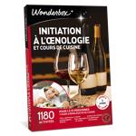 wonderbox  Wonderbox Coffret cadeau Initiation à l'nologie et cours... par LeGuide.com Publicité