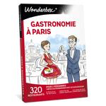 wonderbox  Wonderbox Coffret cadeau Gastronomie à Paris - Wonderbox Gastronomie... par LeGuide.com Publicité