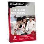 wonderbox  Wonderbox Coffret cadeau L'atelier des Chefs - Wonderbox... par LeGuide.com Publicité