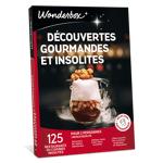 wonderbox  Wonderbox Coffret cadeau Découvertes gourmandes et insolites... par LeGuide.com Publicité