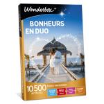 wonderbox  Wonderbox Coffret cadeau Bonheurs en duo - Wonderbox Bonheurs... par LeGuide.com Publicité