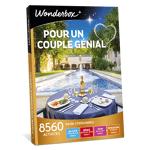wonderbox  Wonderbox Coffret cadeau Pour un couple génial - Wonderbox Pour... par LeGuide.com Publicité