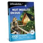 wonderbox  Wonderbox Coffret cadeau Nuit insolite en duo - Wonderbox Nuit... par LeGuide.com Publicité