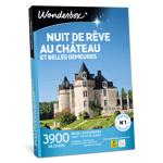 wonderbox  Wonderbox Coffret cadeau Nuit de rêve au château et belles demeures... par LeGuide.com Publicité