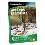 wonderbox  Wonderbox Coffret cadeau Week-end et saveurs - Wonderbox Week-end... par LeGuide.com Publicité