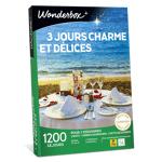 wonderbox  Wonderbox Coffret cadeau 3 jours charme et délices - Wonderbox... par LeGuide.com Publicité