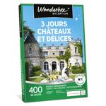 wonderbox  Wonderbox Coffret cadeau 3 jours châteaux et délices - Wonderbox... par LeGuide.com Publicité