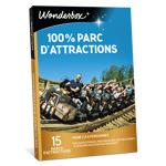 wonderbox  Wonderbox Coffret cadeau 100% Parc d'attractions - Wonderbox... par LeGuide.com Publicité