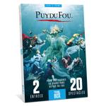 wonderbox  Wonderbox Coffret cadeau Puy du Fou Grand Parc - Wonderbox Puy... par LeGuide.com Publicité
