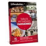wonderbox  Wonderbox Coffret cadeau Tables mythiques parisiennes - Wonderbox... par LeGuide.com Publicité
