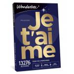wonderbox  Wonderbox Coffret cadeau Je t'aime Passion - Wonderbox... par LeGuide.com Publicité