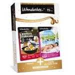 wonderbox  Wonderbox Coffret cadeau Bistrots et saveurs + Bien-être en... par LeGuide.com Publicité