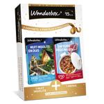 wonderbox  Wonderbox Coffret cadeau Nuit insolite en duo + Saveurs régionales... par LeGuide.com Publicité