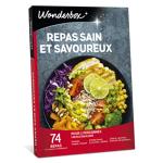 wonderbox  Wonderbox Coffret cadeau Repas sain et savoureux - Wonderbox... par LeGuide.com Publicité