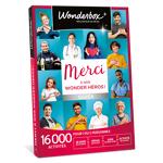wonderbox  Wonderbox Coffret cadeau Merci à nos Wonder héros silver - Wonderbox... par LeGuide.com Publicité