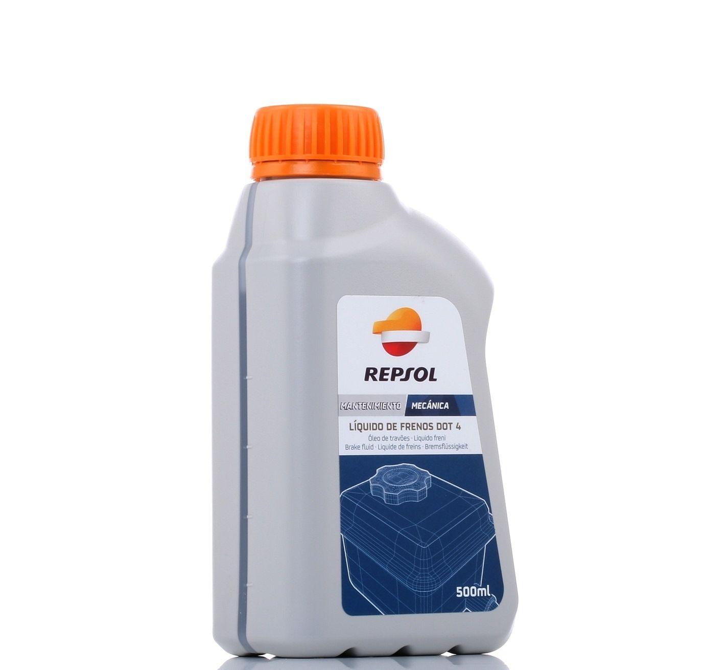 REPSOL Liquide De Frein VW,AUDI,BMW RP701A96 Huile De Frein
