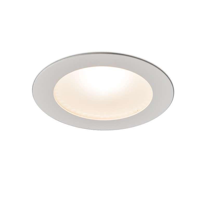 QAZQA LED encastré Invaser 10W blanc