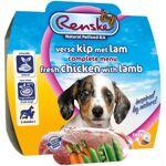 Renske chiot et chien junior pâtée poulet et agneau 100g Par 24 boites... par LeGuide.com Publicité