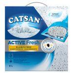 catsan  Catsan Active Fresh Litière pour chat 8 Litres Catsan Active Fresh... par LeGuide.com Publicité