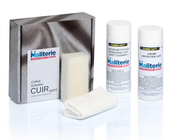 Maliterie.com Kit entretien fauteuil en cuir