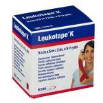 BSN Medical Leukotape K Bande Adhésive Elastique Rouge 5cm x 5m BSN Medical... par LeGuide.com Publicité