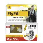 Alpine Bouchons d'Oreilles FlyFit Voyage 1 paire Description : Les... par LeGuide.com Publicité