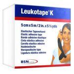 BSN Medical Leukotape K Bande Adhésive Elastique 5cmx5m Noir 1 Unité... par LeGuide.com Publicité