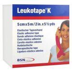 BSN Medical Leukotape K Bande Adhésive Elastique 5cmx5m Rose 1 Unité... par LeGuide.com Publicité