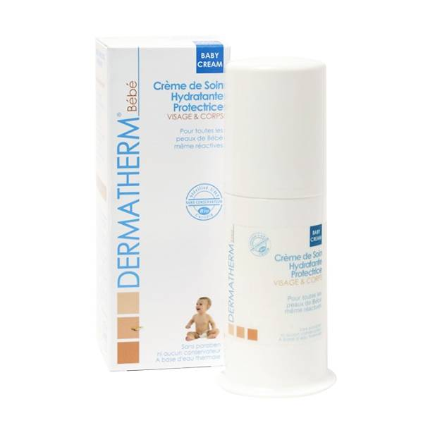 Dermatherm Bébé BabyCream Crème de Soin Hydratante 150ml