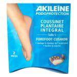 Akileine Coussinet Plantaire Intégral Taille S Boite de 2 Le coussinet... par LeGuide.com Publicité