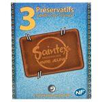 Estipharm Saintex 3 préservatifs Cette boite de 3 préservatifs, que vous... par LeGuide.com Publicité