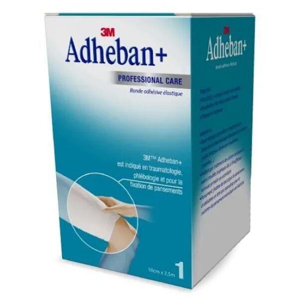 3M Adheban+ Bande Adhésive Elastique 10cm x 2,5m