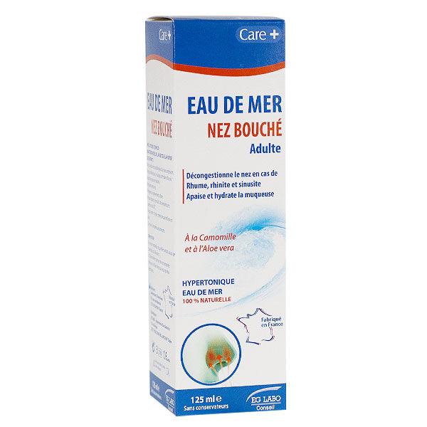 Eg Labo Eau de Mer Hypertonique Nez Bouché 125ml