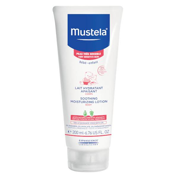 Mustela Lait Hydratant Apaisant Corps 200ml