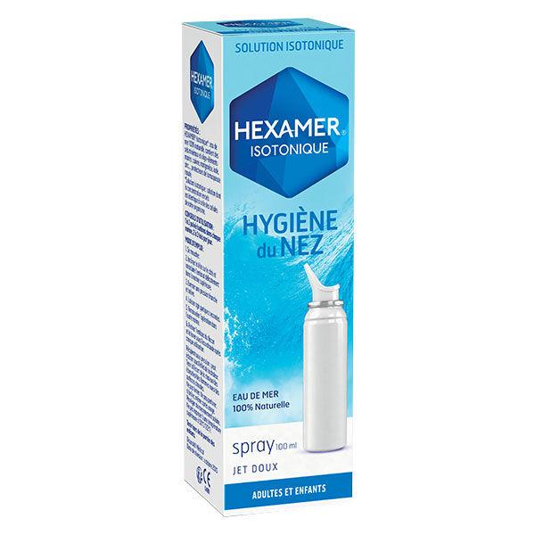 Bouchara Hexamer Isotonique Spray 100ml