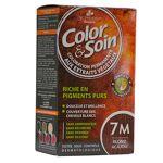 Les 3 Chênes Color & Soin Blond Acajou 7M Description : Ce soin colorant... par LeGuide.com Publicité