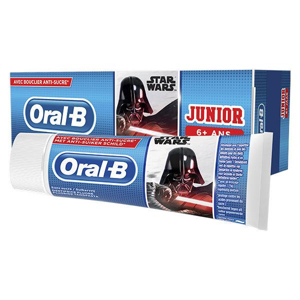 Oral-B Dentifrice Junior Star Wars +6ans 75ml