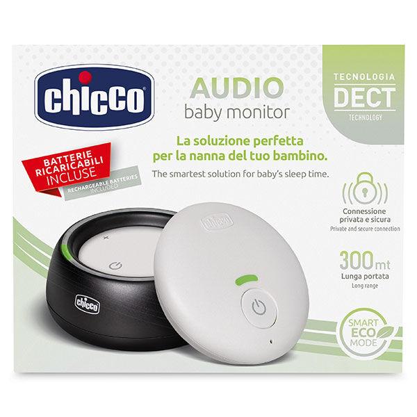 Chicco Écoute-Bébé Audio DECT