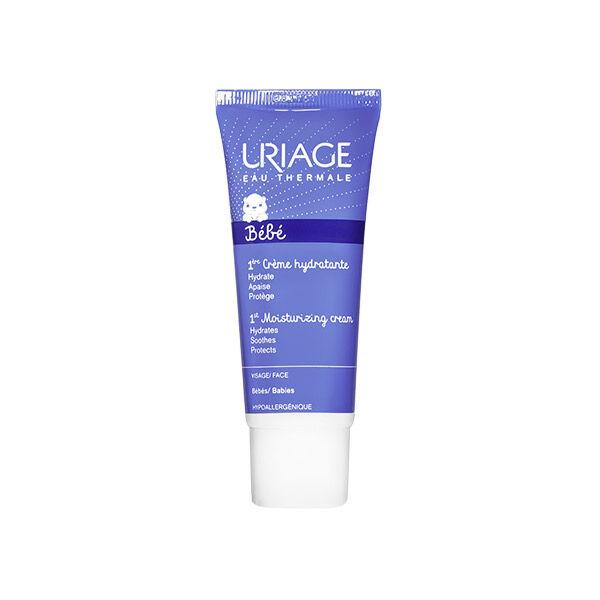 Uriage Bébé Crème Hydra-Protectrice Visage Nourrissons-Bébés 40ml