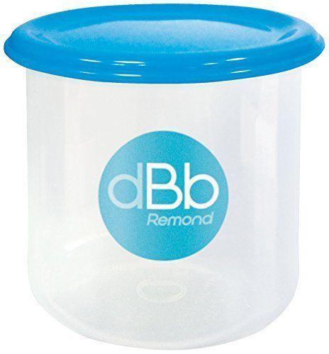 dBb Remond Pot de Congélation 300ml Turquoise