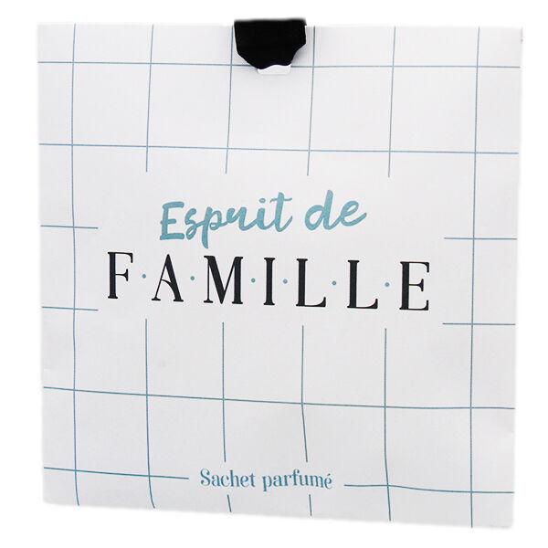 Lysse Côté Maison Sachet Parfumé Linge Frais Esprit de Famille 10g