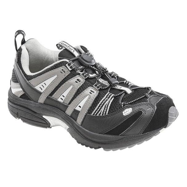 Dr. Comfort Chaussures de Confort Performance Taille 48 Noir