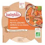 Babybio Menu du Jour Assiette Navarin de Petits Légumes Agneau dès 12... par LeGuide.com Publicité