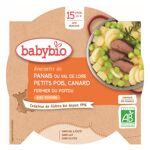 Babybio Menu du Jour Assiette Panais Petits Pois Canard dès 15 mois 260g... par LeGuide.com Publicité