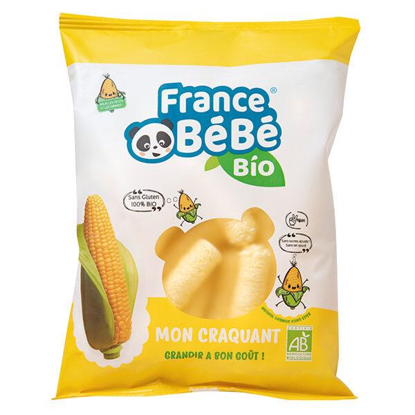 France Bébé Nutrition France Bébé Bio Mon Croquant Maïs 20g