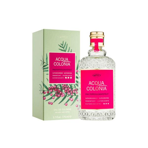 4711 Acqua Colonia Eau de Cologne Poivre Rose et Pamplemousse 170ml