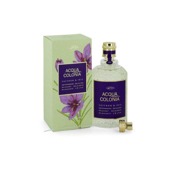4711 Acqua Colonia Eau de Cologne Iris et Safran 170ml