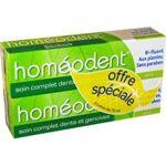 Boiron Homéodent Dentifrice Soin Complet Anis 2 x 75ml Le dentifrice... par LeGuide.com Publicité