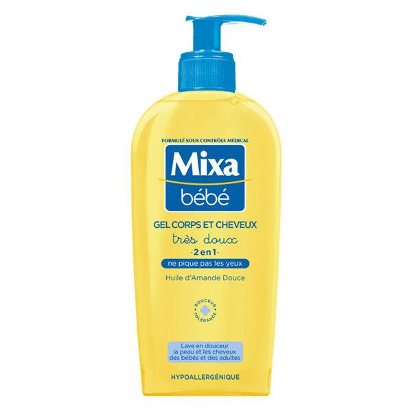 Mixa Bébé Gel Tout Doux 2 en 1 250ml
